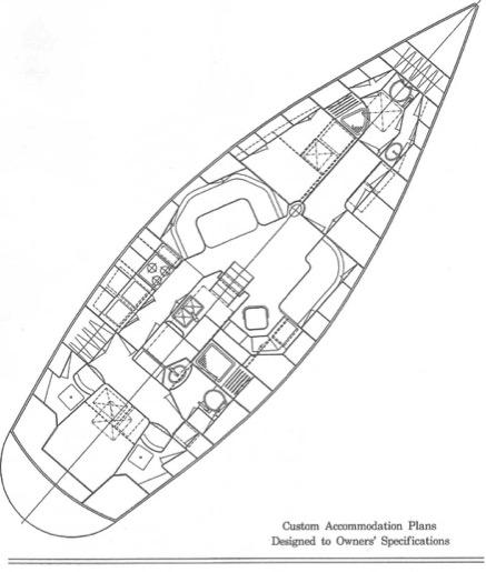 Tayana Line Drawing 2