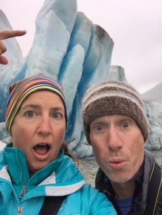 Ooh! A Glacier!