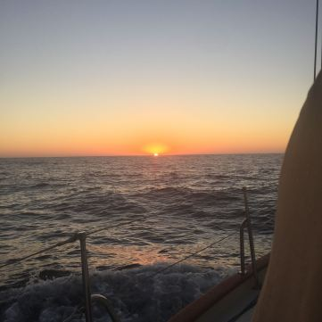 sunrise-under-way