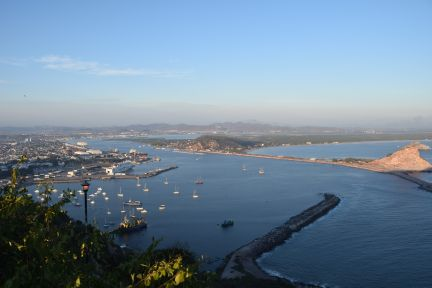 Mazatlan Harbor