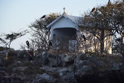 Fish camp chapel