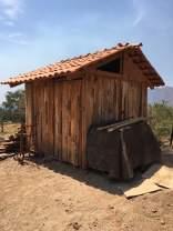 Fermentation shack
