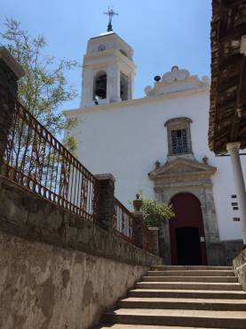 San Sebastian chapel