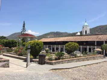 San Sebastian plaza