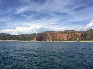 Caleta de Campos beach