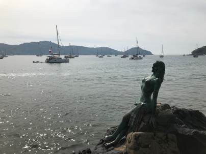 Zihua anchorage