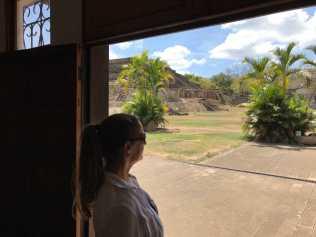Tazumal ruins