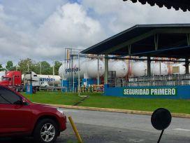 Propane facility