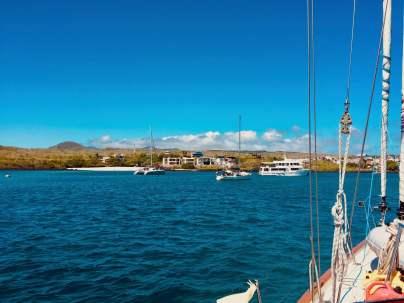 Wreck Bay, San Cristobal, Galapagos