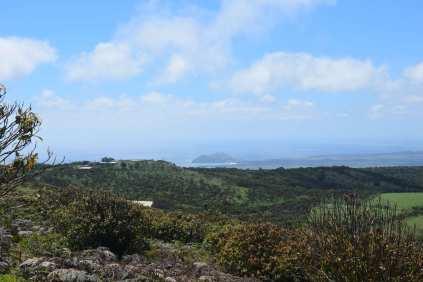 San Cristobal landscape