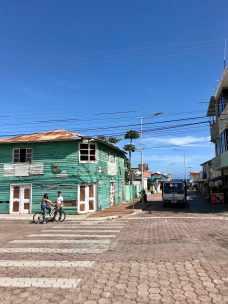 San Cristobal town street