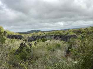 Wall of Tears, Isla Isabela
