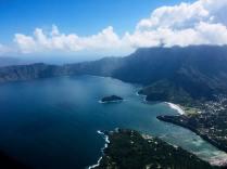 Aerial of Hiva Oa