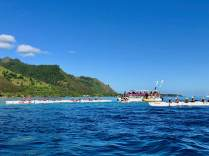 Outrigger race teams