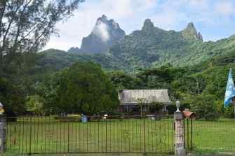 Moorea residence