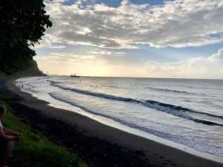 Papeete surf spot