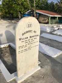Marsters gravesite