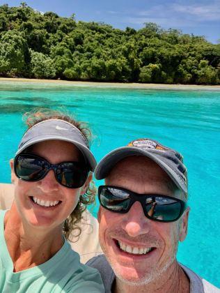 Finding a snorkel spot