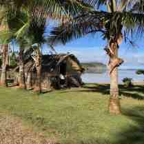 Peaceful lagoon setting