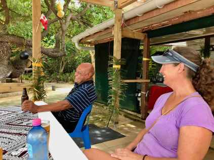 Talking story with Haniteli Fa'anunu